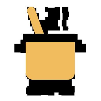 Cocinar las arvejitas con la zanahoria y el choclo.