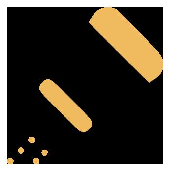 Espolvorear sal pimienta