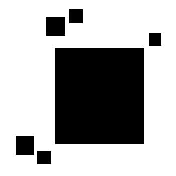 Icono de utensilios de limpieza