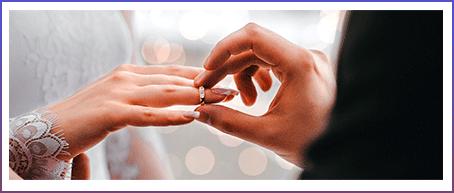 Ventajas de casarse joven