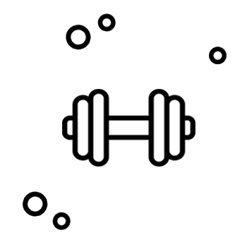 icono de pesa