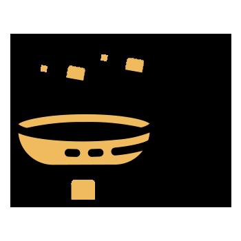 Agregar el pan y cocinar