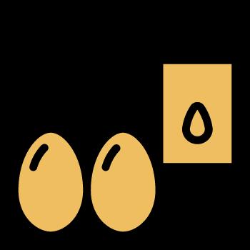 Anadir huevos crema de leche alcachofas
