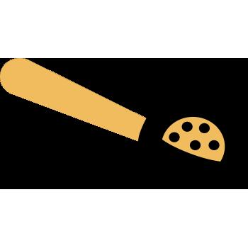 Agregar cebolla y harina