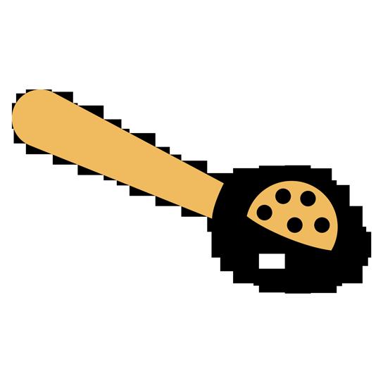 agregar media cucharadita de la mezcla de queso