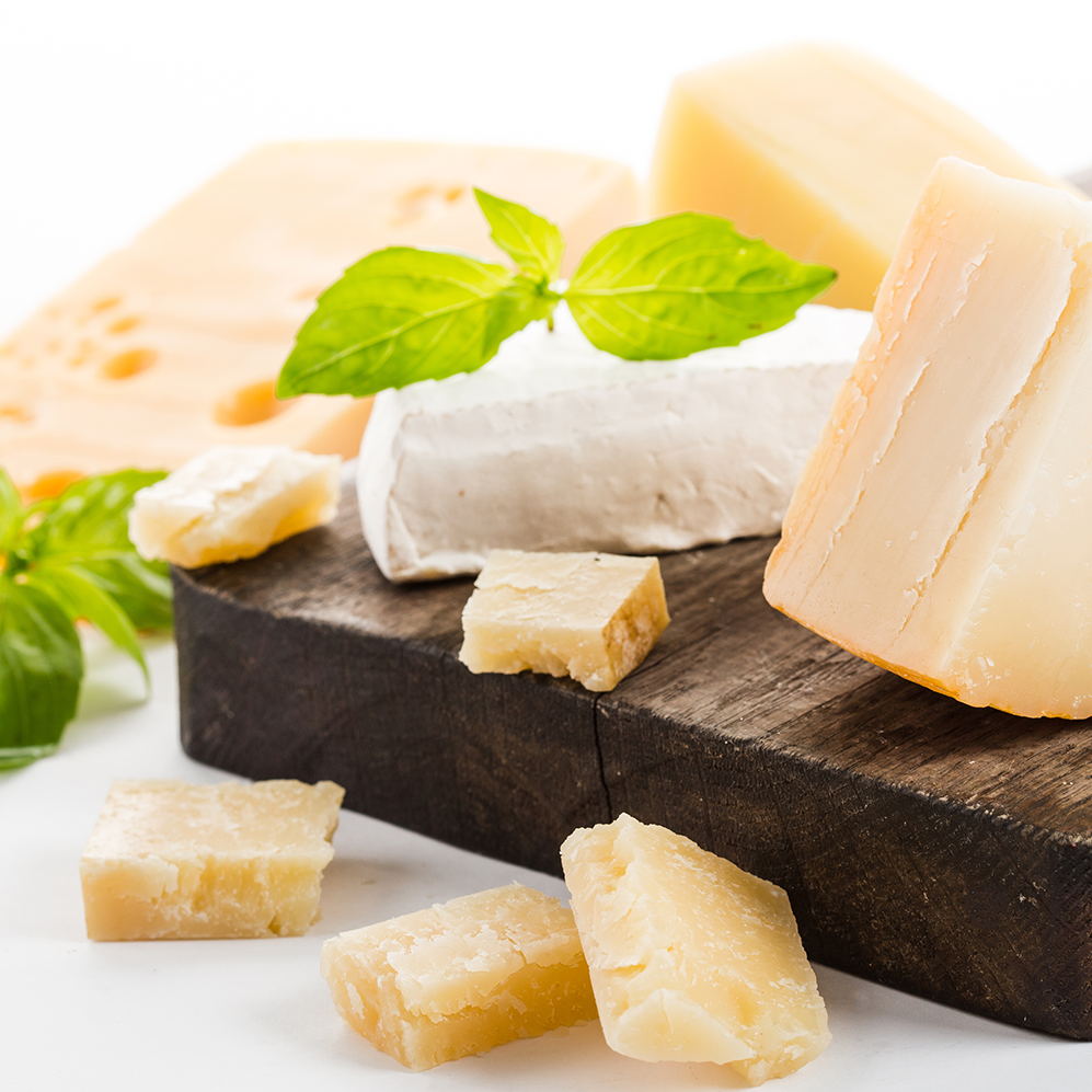 lasana clásica de queso