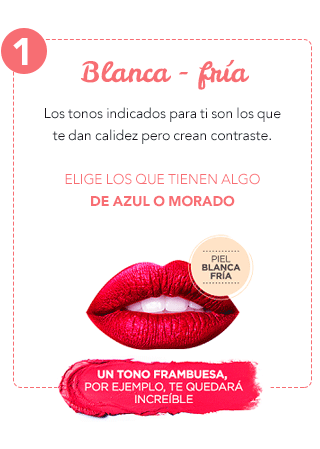 Color de labios