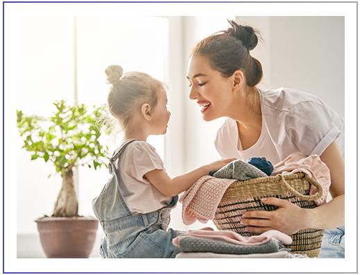 Responsabilidades que puedes darle a tu hijo si tiene entre uno y cinco años