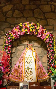Visita el Santuario de Santa Rosa de Lima