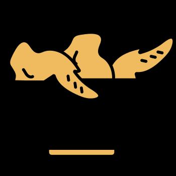 Icono de alitas de pollo