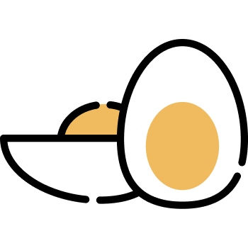 Huevo sancochado