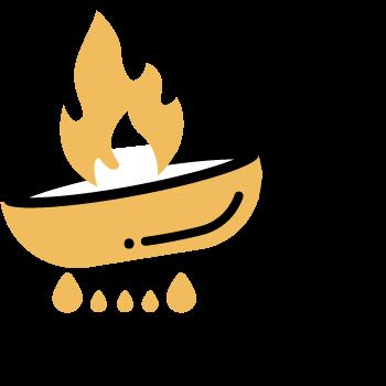 incorporar el pisco para flambear