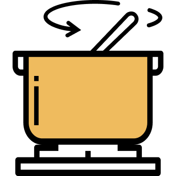 Icono de una olla