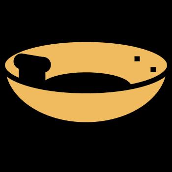 Icono de una cacerola