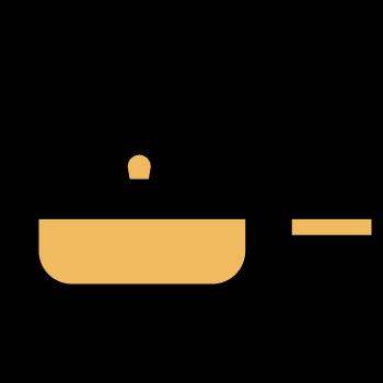 Icono de sarten