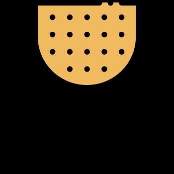 Icono colador