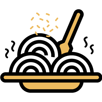 espolvorear queso parmesano
