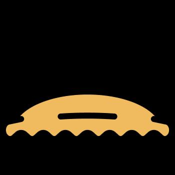 Icono relleno de pye