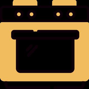 Icono de un horno