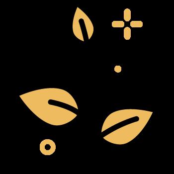 Cortar albahaca