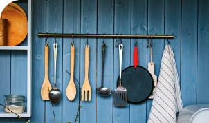 10 tips simples para organizar tu cocina