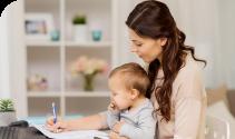 Consejos para conciliar familia y trabajo