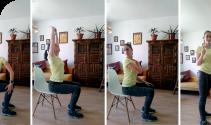 Home office: ejercicios para cuidar tu espalda